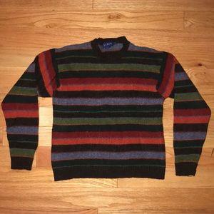 Vintage 90s Wool J. Crew Sweater (Men's)